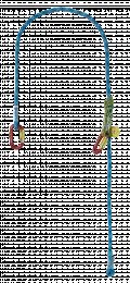 Longes textiles Longe Flexbee avec noeud autobloquant Phoenix 8MM, poulie et 2 mousquetons Axxis TL